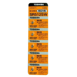 SR512SW-5BP(1.55V 6mAh)To