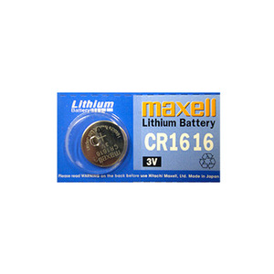 Maxell CR1616-BP(3V 55mAh)