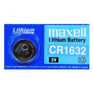 Maxell CR1632-1BP(3V 125mAh)